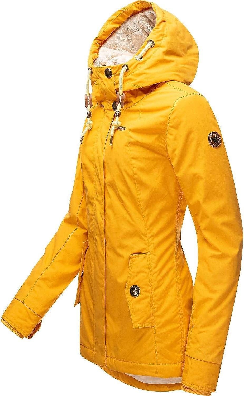 Ragwear Damen Jacke Winterjacke YM-Monade 5 Farben XS-XL vegan hergestellt