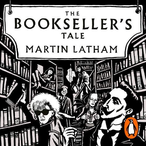 The Bookseller's Tale  By  cover art