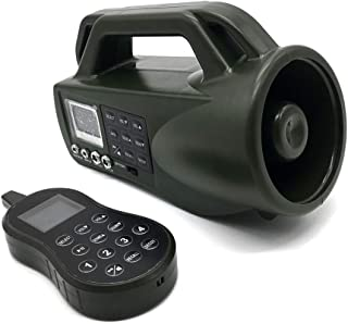 Siensen Electronic Predator Call Outdoor Hunting MP3 Bird Caller Decoy Sound Player with Wireless Remote Control