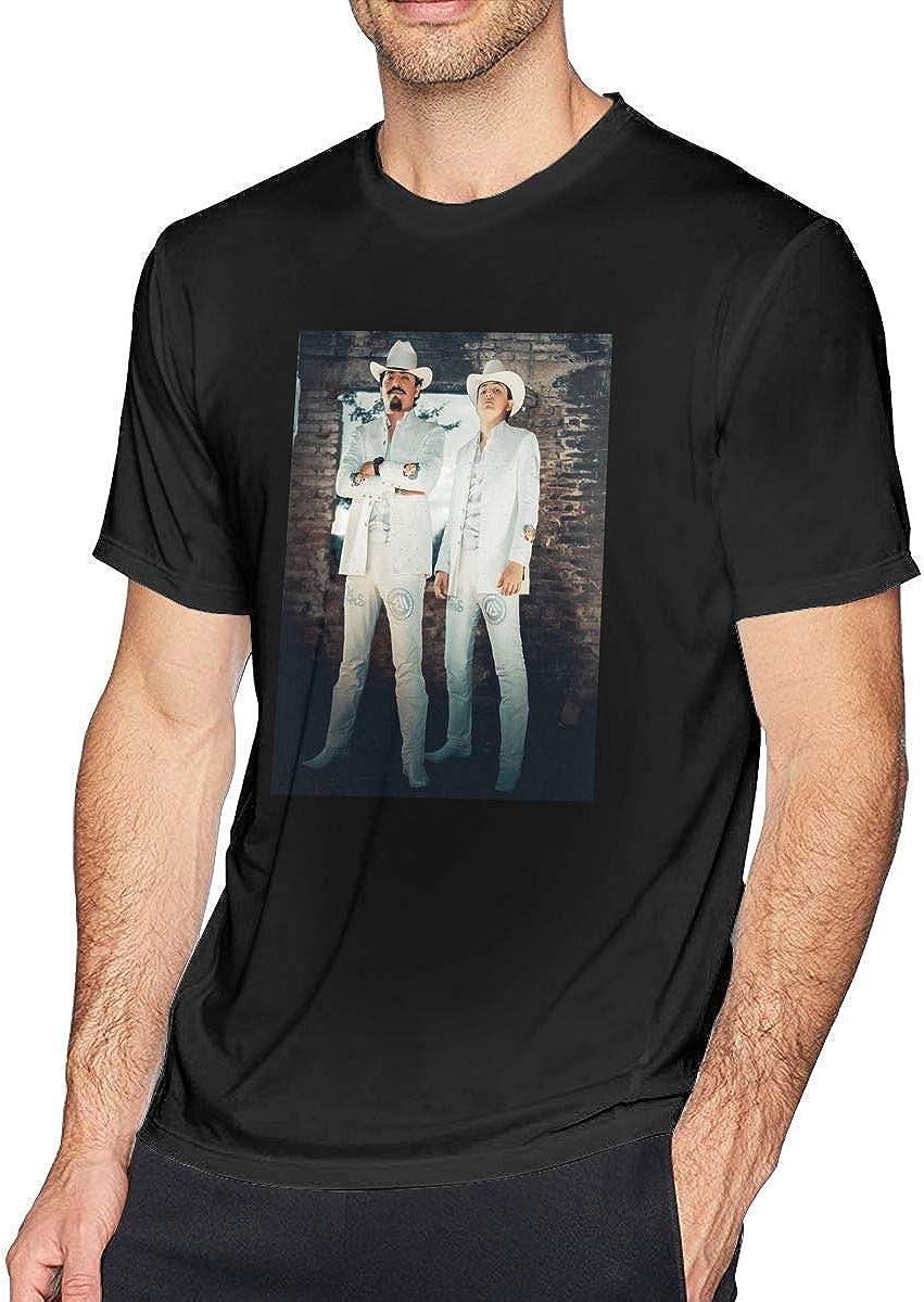 Joseper Los Dos Carnales 6 Mens Casual Short Sleeve Shirts Popular Tee Shirt