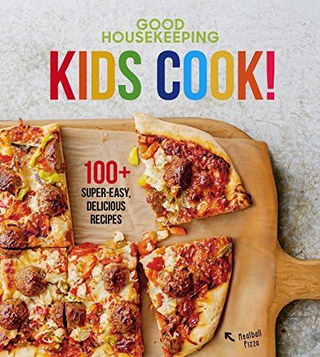 Good Housekeeping Kids Cook 100 Super Easy Delicious Recipes Good Housekeeping Kids Cookbooks product image