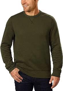 Bass G.H Men's Crew Neck Long Sleeve Pullover Sweatshirt