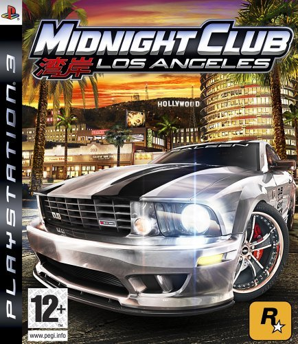 Midnight Club: Los Angeles (PS3) by Take 2