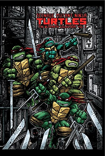 Teenage Mutant Ninja Turtles: The Ultimate B&W Collection Vol. 5 (English Edition)