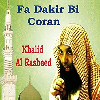 Fa Dakir Bi Coran (Quran)