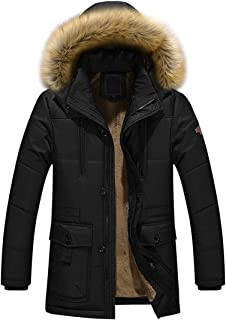 Giacca con Cappuccio Uomo Giacca Uomo Comfort Plus Cerniera in Cashmere Cappotto Uomo di Alta qualità Autunno E Inverno Nu...