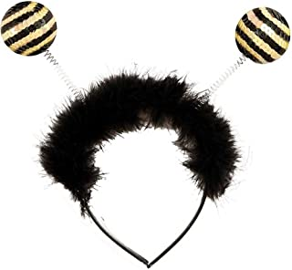 Sequined Antenna Boppers Costume Accessories
