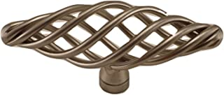 East West Consolidated 899SN-25 Satin Nickel Bird Cage Cabinet Knob 3