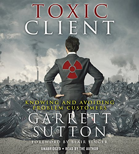 The Toxic Client audiobook cover art