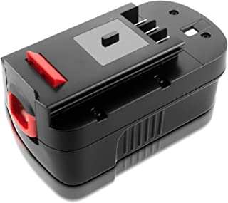 ADVNOVO 18V 3,5Ah Ni-MH voor Black and Decker 18V Reserve Batterij A18 A1718 A18NH A18E HPB18 HPB18-OPE HPB18-OPE2 244760-...
