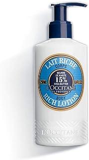 Loccitane Shea Butter Rich Body Lotion for Unisex, 8.4 oz, 252 ml
