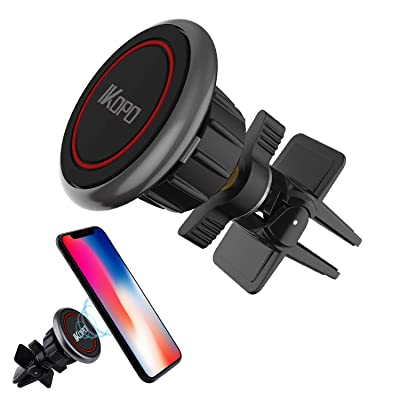 IKOPO Magnetic Phone Holder for Car Air Vent,Ca...