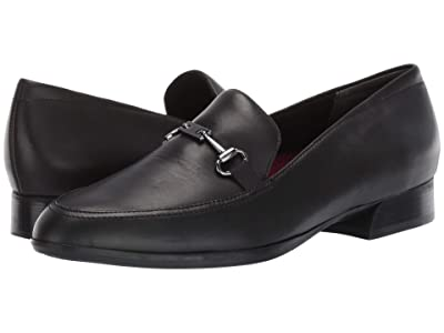 Munro Harrison II (Black Leather) Women