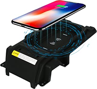 Wireless Phone Charger, 00016-34506 Aftermarket Charger Tray, Replacement for 2014-2021 Toyota Tundra with Center Console