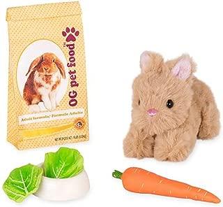 Our Generation Pet Bunny Set