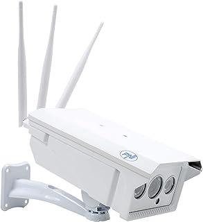 Cámara de videovigilancia PNI IP30 Live 1.3MP gsm 4G SIM Ranura para Uso en Interiores y Exteriores