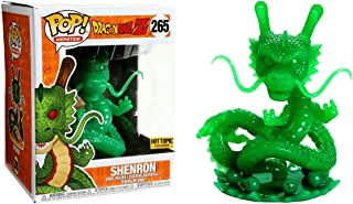 Funko Shenron (Hot Topic Exclusive) Deluxe POP! Animation Vinyl Figure & 1 POP! Compatible PET Plastic Protector Bundle [#265 / 39229]
