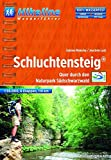 Hikeline Wanderführer Fernwanderweg Schluchtensteig: Quer durch den Naturpark Südschwarzwald,