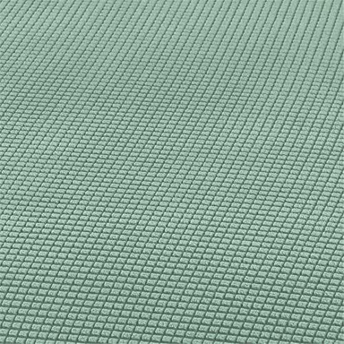 Yimeison - Fundas de silla de comedor para sillas de comedor, diseño de sandex, color verde claro