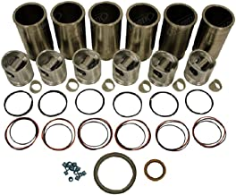 1409-6068TH John Deere Parts Engine Base Kit 200LC INDUST/CONST; 230LC INDUST/CONST; 270LC INDUST/CONST; 4700 SPRAYER; 540G SKIDDER; 544H LL INDUST/CONST; 544H LOADER; 548G SKIDDER; 624H INDUST/CONST;