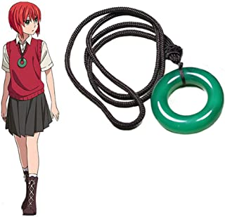 HomMall The Ancient Magus' Bride Chise Hatori Anime Cosplay Necklace Pendant Costume Prop Accessories