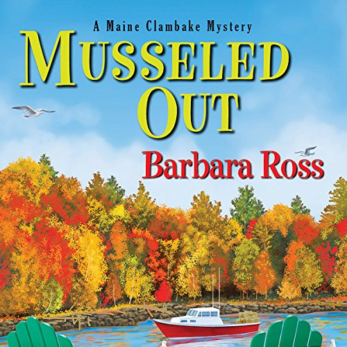 Musseled Out audiobook cover art