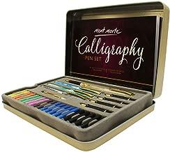 mont marte calligraphy pen set instructions