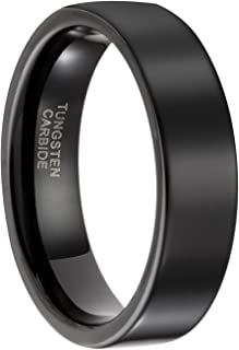 Best affordable tungsten rings Reviews