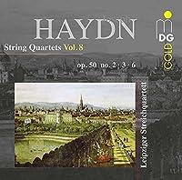 String Quartets 8 by Haydn (2013-05-03)
