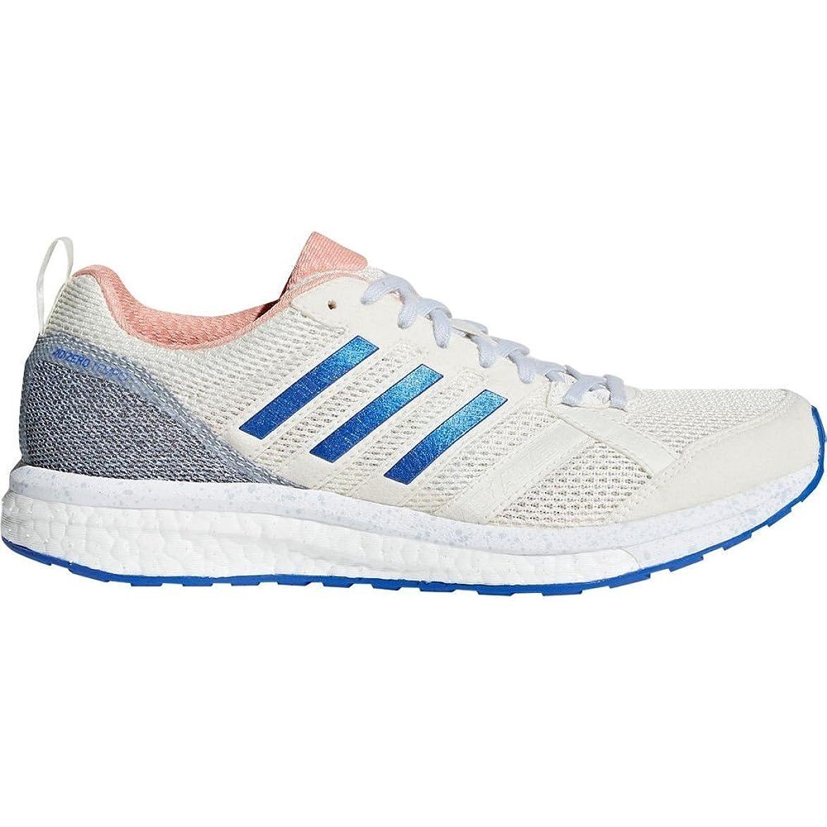 振る舞う主張ドメイン(アディダス) adidas レディース ランニング?ウォーキング シューズ?靴 Adizero Tempo 8 Running Shoes [並行輸入品]