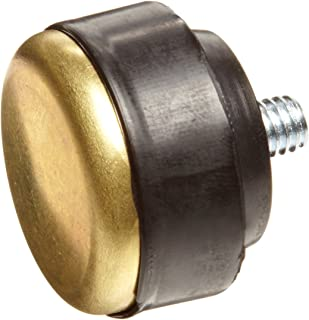 Nupla 15161 Brass Face QC Replaceable Tip for Impax Dead Blow and Quick Change Hammers, 1.5