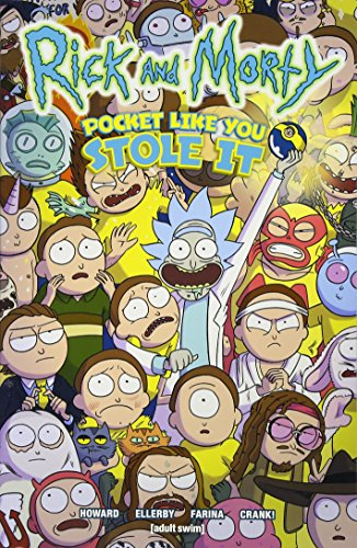 Rick and Morty: Pocket Like You Stole It [Idioma Inglés]