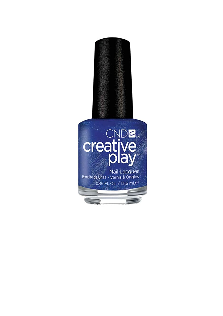 存在するサイレントコンパスCND Creative Play Lacquer - Viral Violet - 0.46oz / 13.6ml