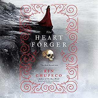 The Heart Forger cover art