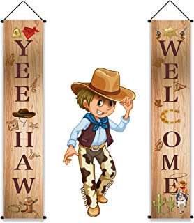 wild west christmas party