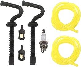 AISEN Fuel Line Fuel Filter for 1116 358 7700 Stihl 015 015AV 015L 015R FS150 FS151 Spark Plug