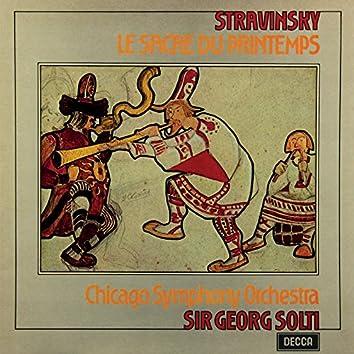ストラヴィンスキー:バレエ《春の祭典》