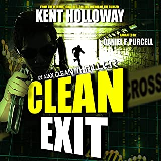 Clean Exit audiobook cover art