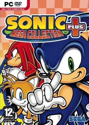 Sonic Plus Mega Collection (PC DVD) [Importación inglesa]