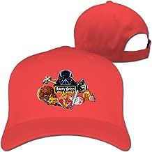 Angry Birds Star Wars Poster Snapback Hats Baseball Peaked Caps