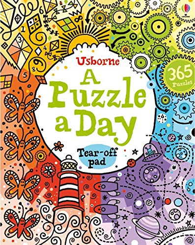 A Puzzle a Day (Activity Pads)