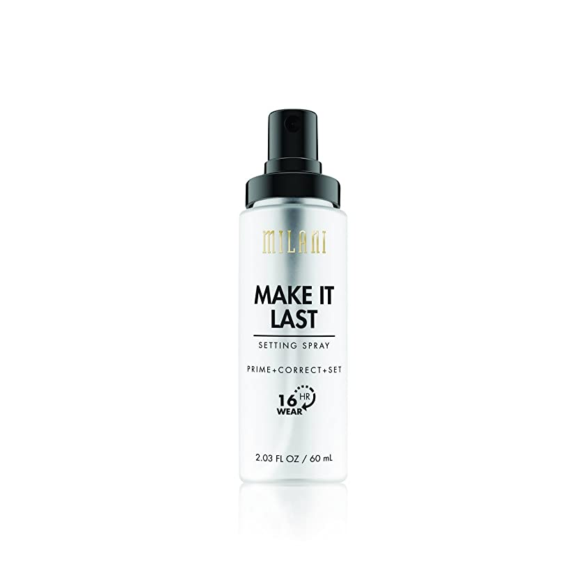 誇りソート講義MILANI Make It Last Setting Spray - Prime + Correct + Set (並行輸入品)