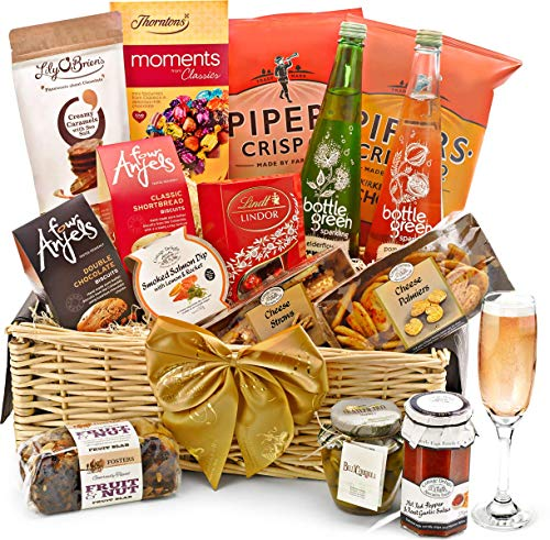 Large Office Share Hamper with Alcohol-Free Pressés