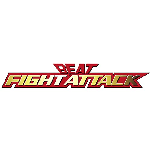CENTRAL SPORTS Fight Attack Beat Vol. 19