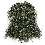 3D Waldlandschaft Tarnunghut Camouflage Mütze für Outdoor Tarnung