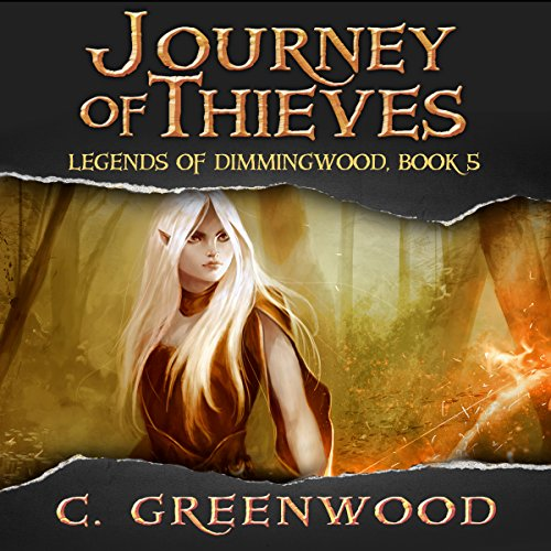 Couverture de Journey of Thieves