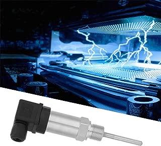 Transductor de temperatura PT100, sensor de temperatura Transmisor resistente a altas temperaturas 4~20MA