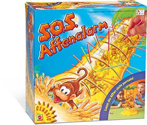 SOS Affenalarm TV 1+2 HJ