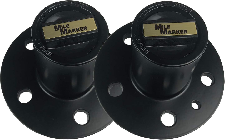 Mile Max 47% OFF price Marker Premium 428 Hubs Locking