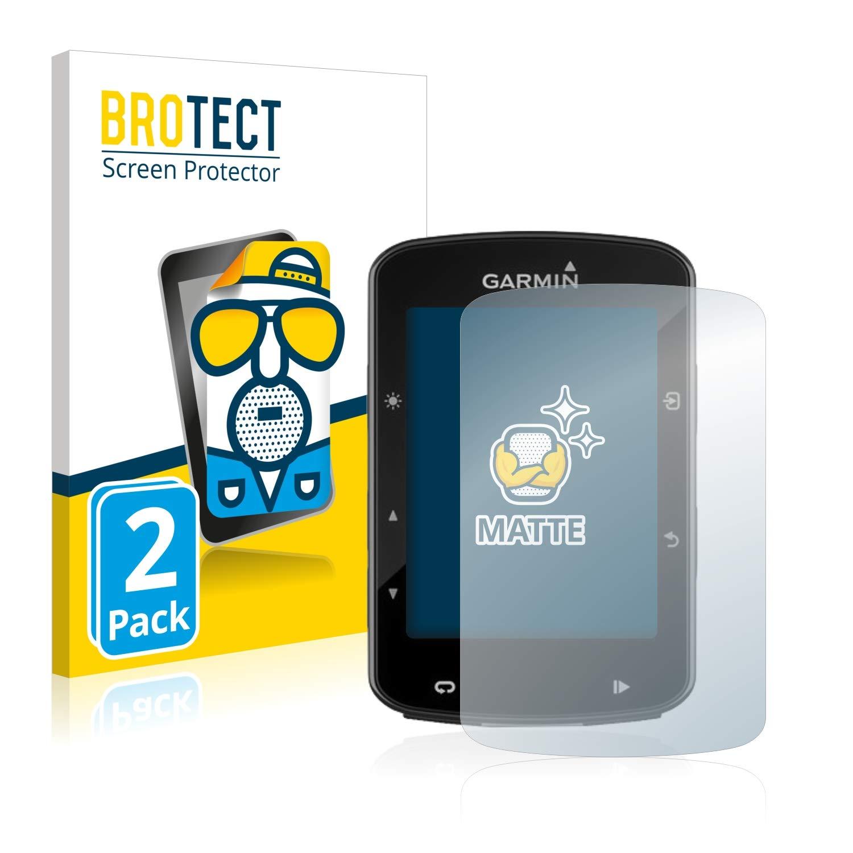 BROTECT Protector Pantalla Anti-Reflejos Compatible con Garmin Edge 520 Plus (2 Unidades) Pelicula Mate Anti-Huellas: Amazon.es: Electrónica